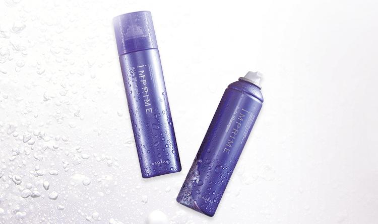 ></p>    <p><strong>IMPRIME soda Shampoo</strong><br>  インプライム ソーダシャンプー</p>    <!--<p><strong>炭酸泡でクリーミーで豊かな泡立ち</strong><br>  炭酸の力で普段のシャンプーでは落としきれない皮脂と汚れを浮かせ、頭皮と毛髪をすこやかに。<br><br>  アミノ酸系界面活性剤をベースにし、炭酸を含ませたシャンプーでダメージをケアして髪のキシつきを防ぎます。ホイップ状の泡が落ちにくい頭皮・毛髪の皮脂などを効果的に浮かせて優しく洗い上げ、6種類のオーガニックハーブエキス配合でやさしくいたわりながら保護します。</p>-->    <p>・保湿・毛髪保護効果に優れたオーガニック植物成分配合。<br>  ・100%シリコーンフリー。パーマ、ヘアカラー等施術時の薬剤反応に影響を与えません。</p> <!-- reviews_box //--> <div class=